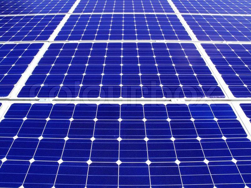 solar panel background - photo #3