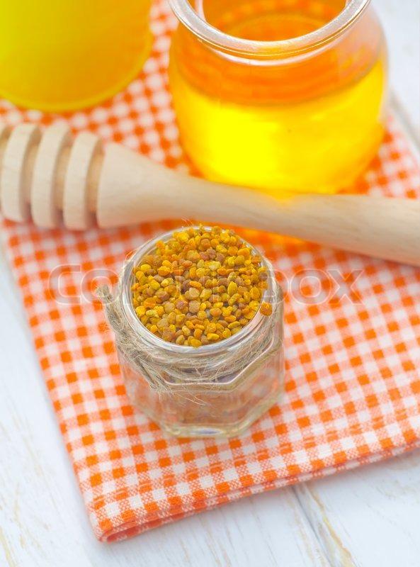 Пыльца с медом при алкоголизме