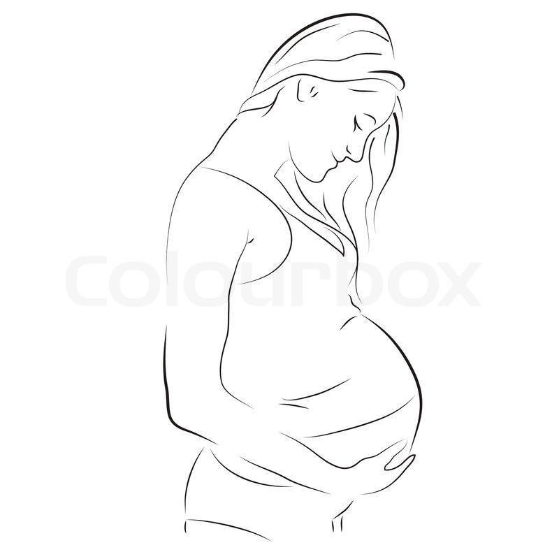 Schwangeres Sex Blog jung