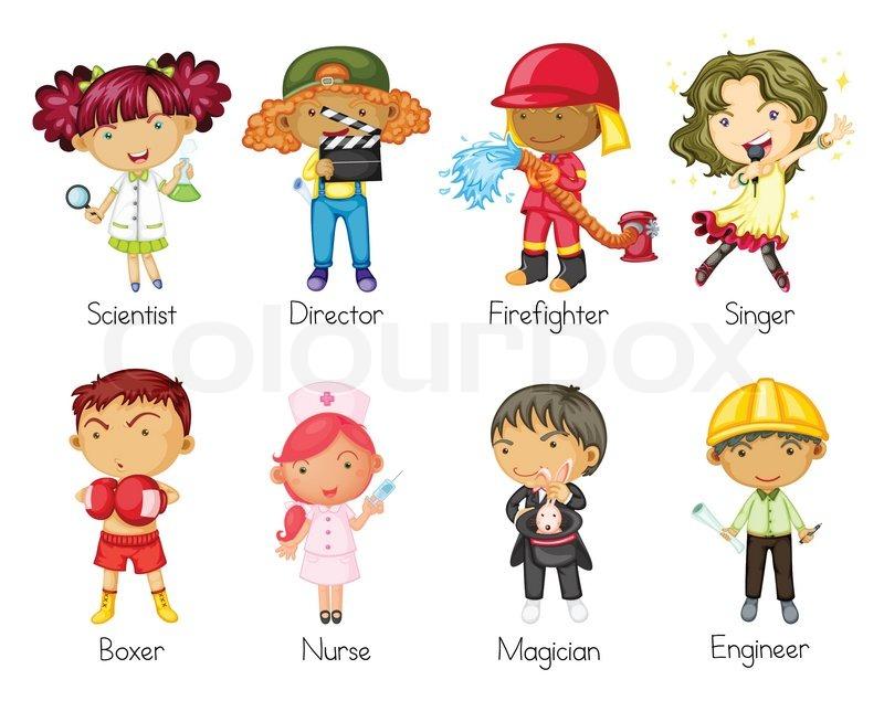 Человечек для детей картинка 5