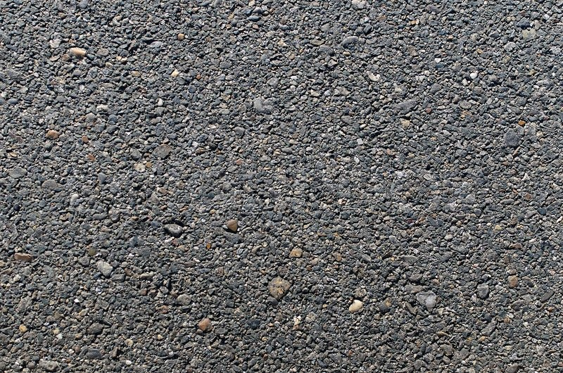 Asphalt Texture Of Country Road