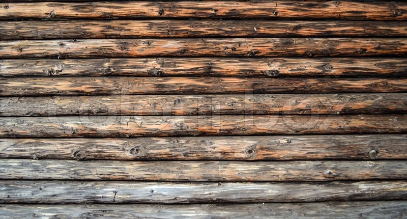 Wooden Wall Background Stock Photo Colourbox