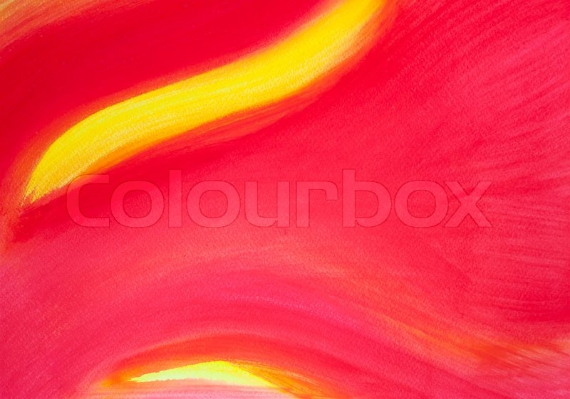 Abstract water color hand paint texture and background, stock photo