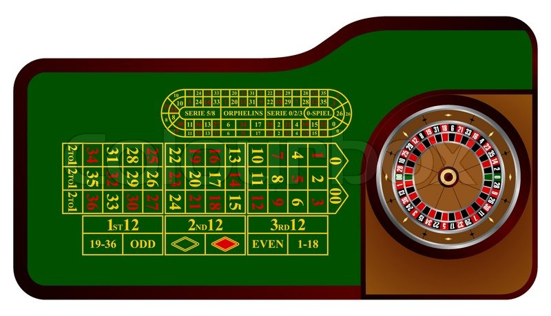 Serie 5 8 roulette