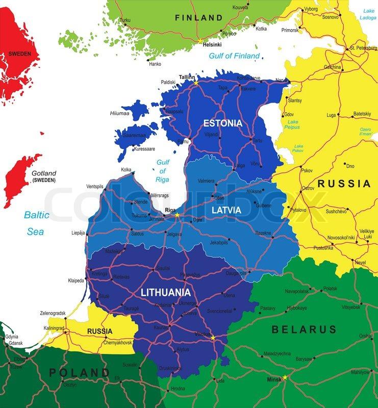baltiske lande