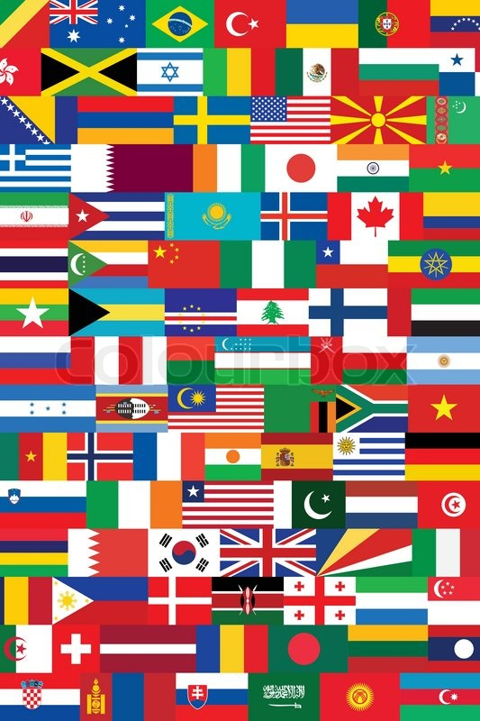pdf with all global flags pdf