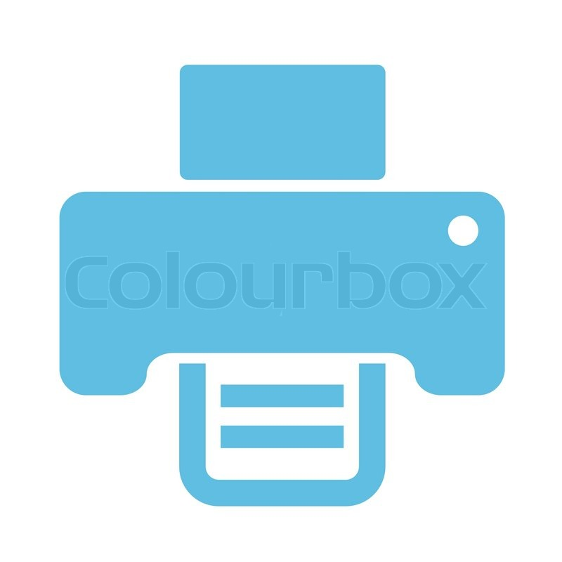 Simple silhouette icon button illustration made in vector ...
