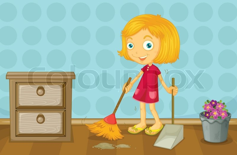 Housecleaning graphic downloads