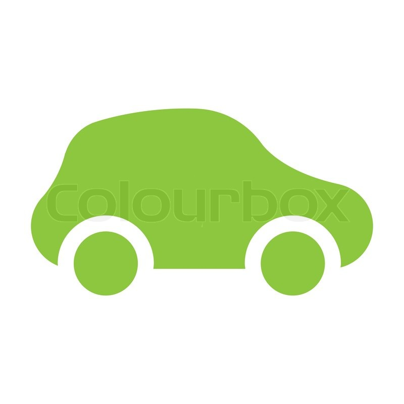 Green Car Icon Icon Car Light Green
