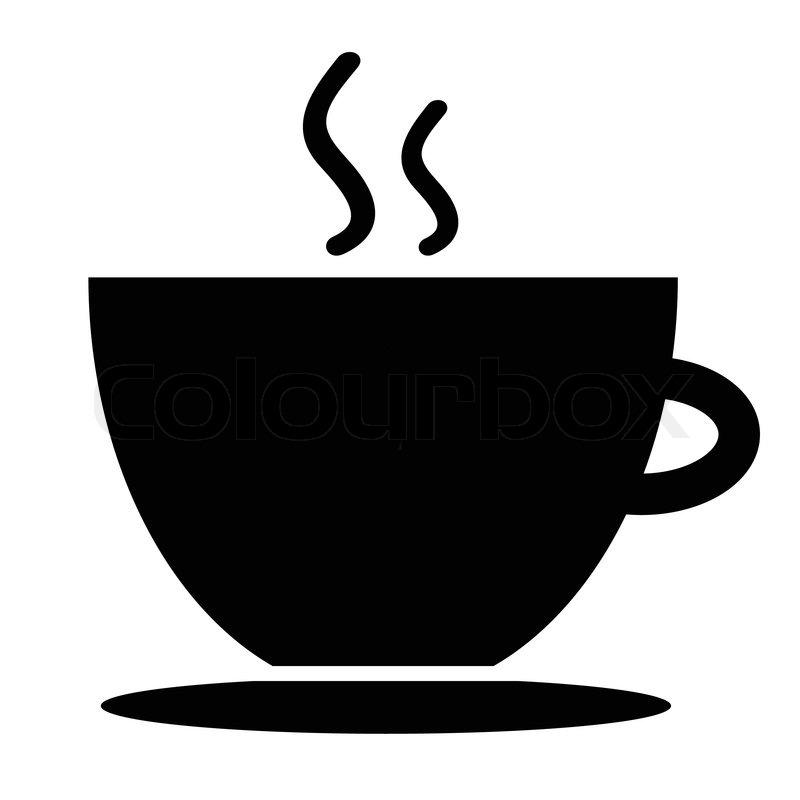 Kaffee Und Kuchen Piktogramm Appetitlich Foto Blog Fur Sie
