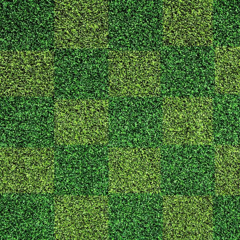 Artificial green grass texture | Stock Photo | Colourbox