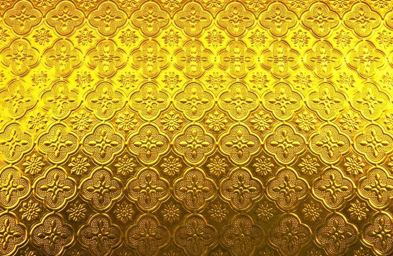 Thai Design Wallpaper : White glass pattern thai art style stock photo colourbox