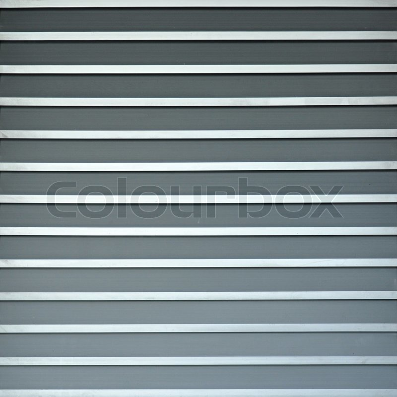 Metal Louver Jalousie Stock Photo Colourbox