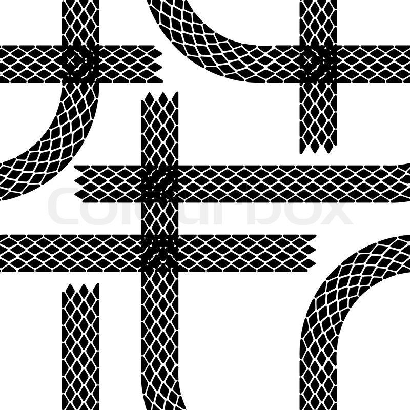 Seamless wallpaper winter tire tracks pattern illustration vector background stock vector - Tire tread wallpaper ...