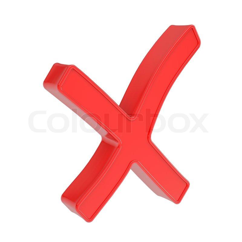 Rotes Kreuz | Stockfoto | Colourbox | {Rotes kreuz symbol 65}