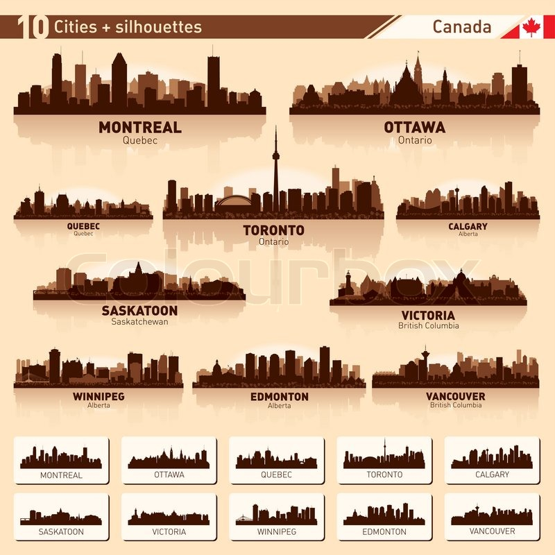 canada city skyline - photo #34
