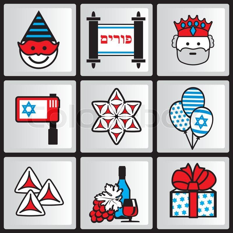 Jewish Purim Symbols Prozac Positive Wirkung