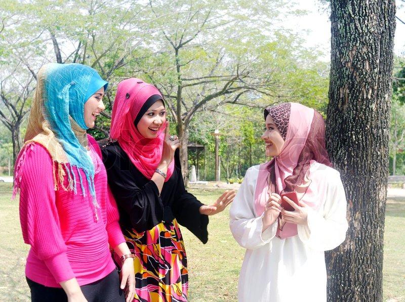 muslim girl chat