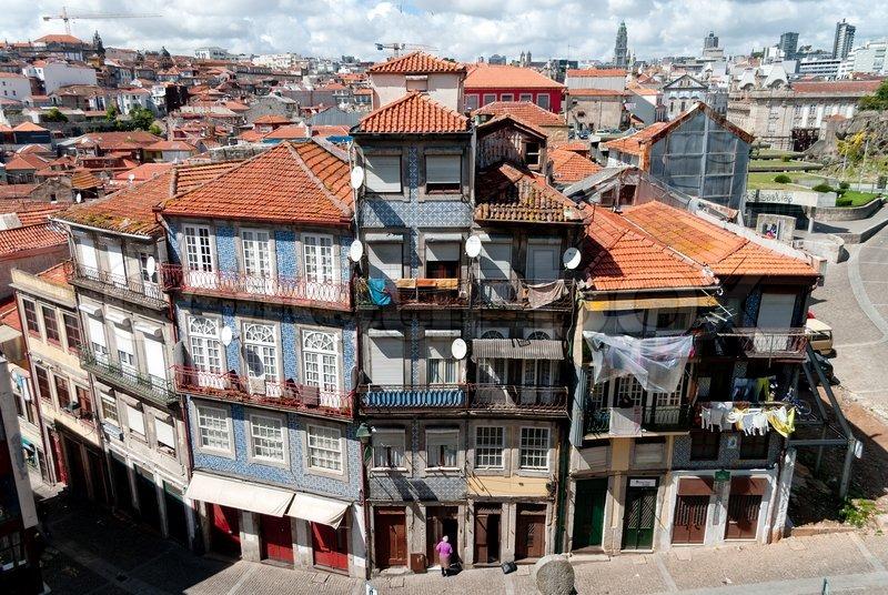 alte h user der rua pena ventosa porto portugal. Black Bedroom Furniture Sets. Home Design Ideas