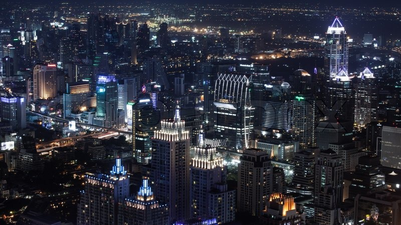 city skyline how to get office space to build