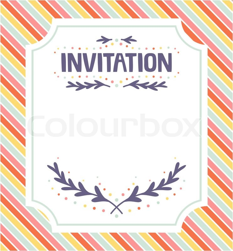 business invitation templates free – Free Invite Template Download