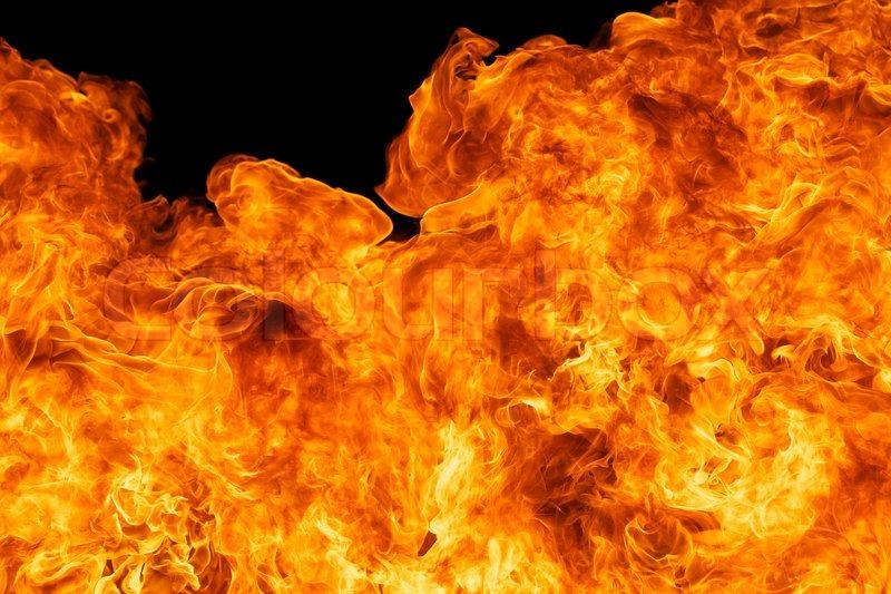 Blazing Fire Blaze Fire Flame Texture