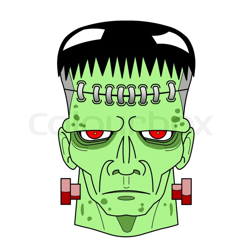 Halloween Frankenstein | Stock Photo | Colourbox