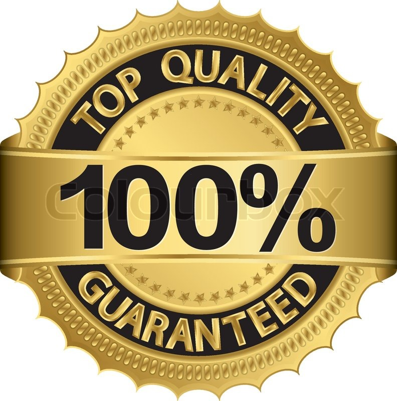 Top Quality Guaranteed Golden Label, ...