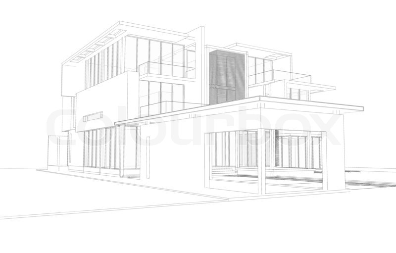 building wireframe thevillas co