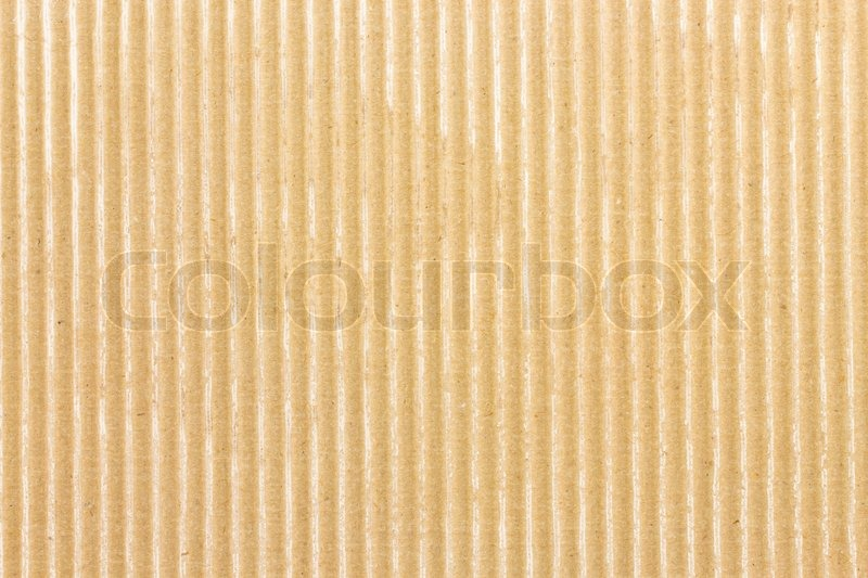 Stock image of 'Cardboard background'