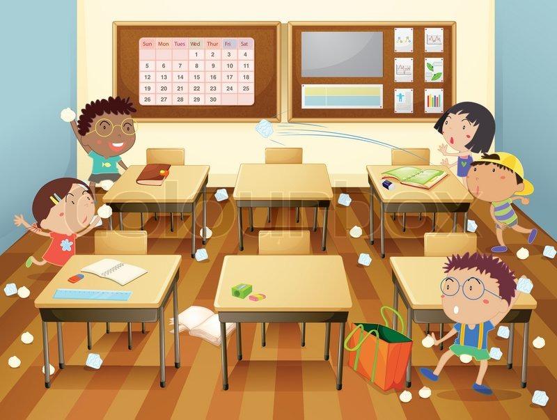class room dando
