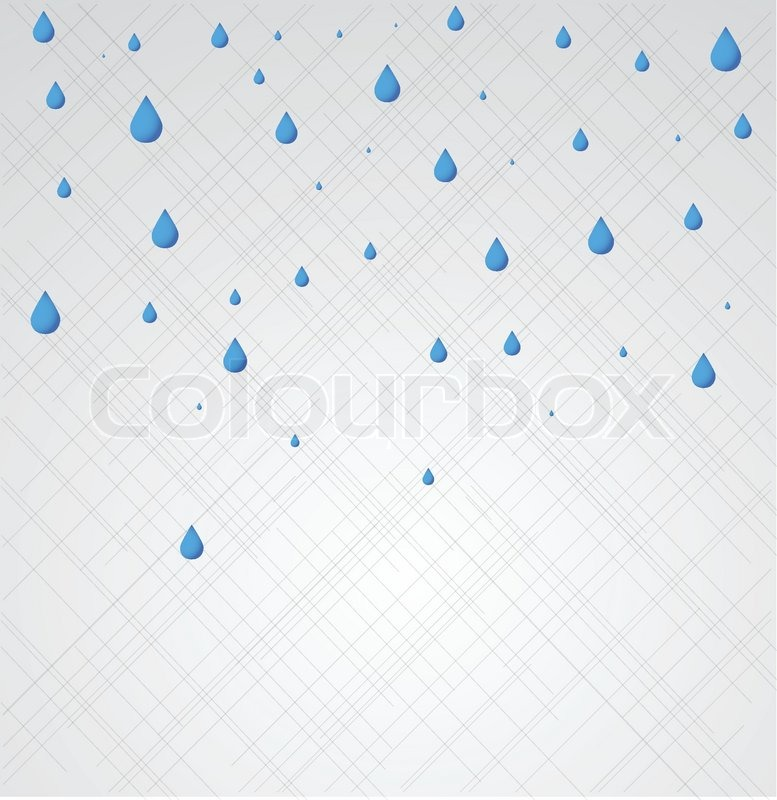 Rain Vector, vector