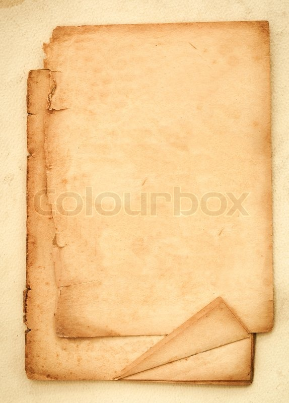Backgrounds Paper Textured Old Parchment Effect Retro Revival Fashioned Dirty Grunge Antique Brown Rustic Stained Run Down Ancient