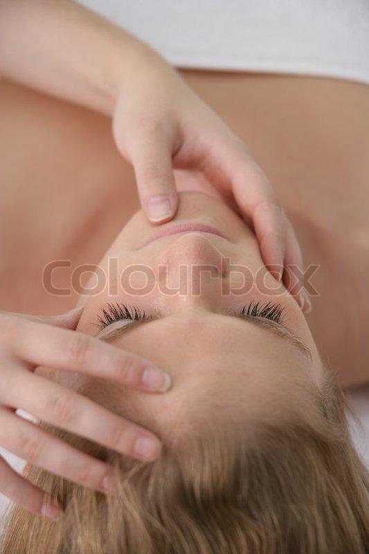 ansigtsmassage massage for kvinder