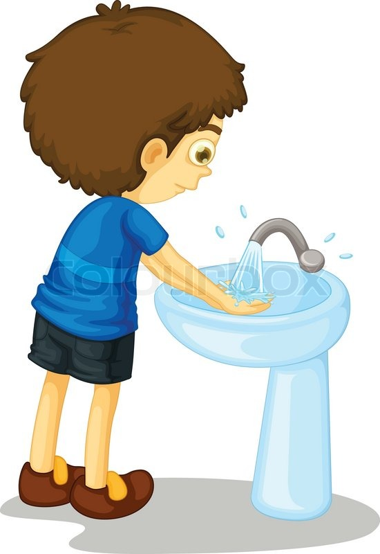 Hand Wash Toilet Flush