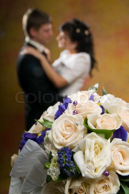 Holiday wedding, stock photo