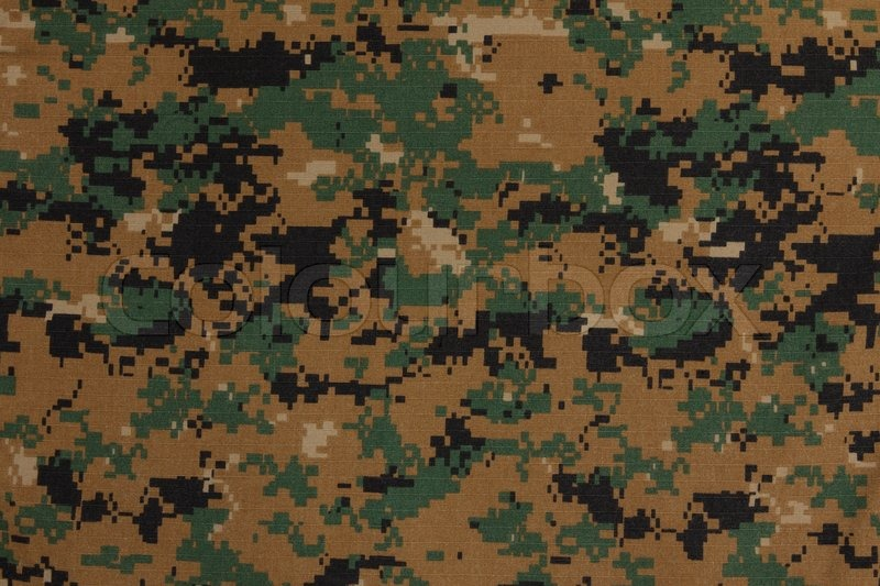 US marine force marpat...