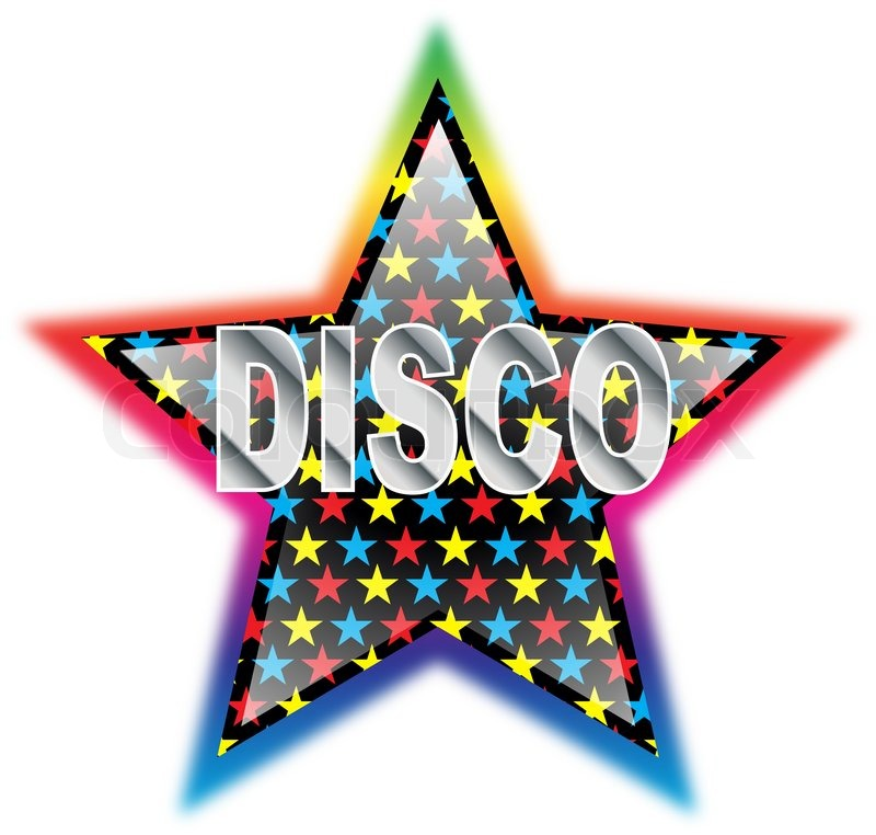 Disco star stock vector colourbox for 1234 get on the dance floor song download free