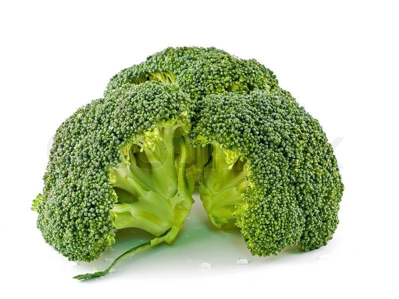 how to keep cut broccoli fresh