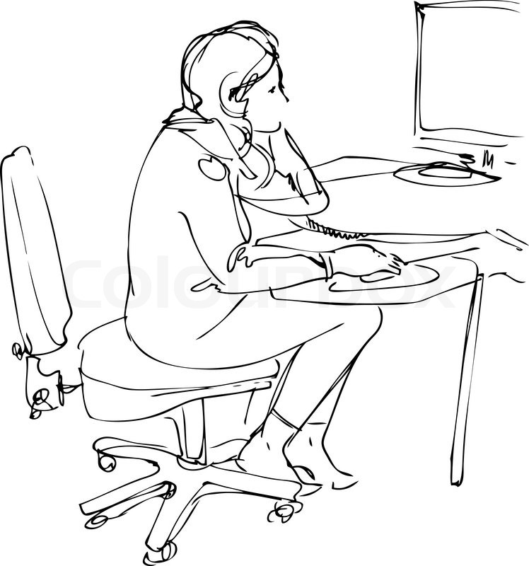respond moreover Sketch A Girl Sits And Works At The  puter Vector 5869969 furthermore I00005V2mi together with Stethoscope Abstract Art Illustration Image 5397385 together with Fs13580 P150 3 Aluminium Platform 3 Step Ladder 150kg. on hospital equipment cart