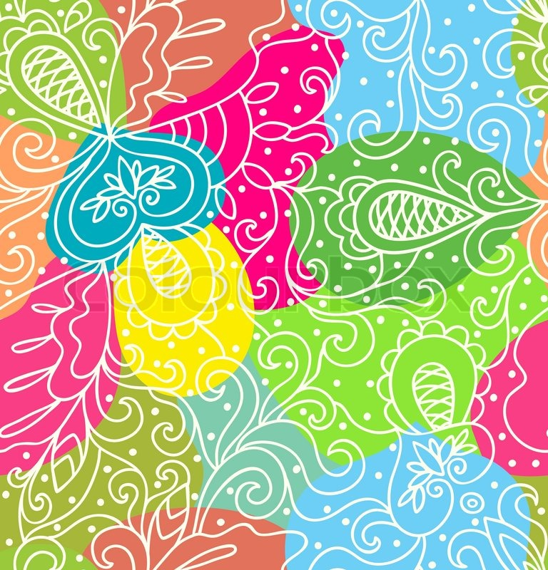 abstract funky pattern wallpaper - photo #12
