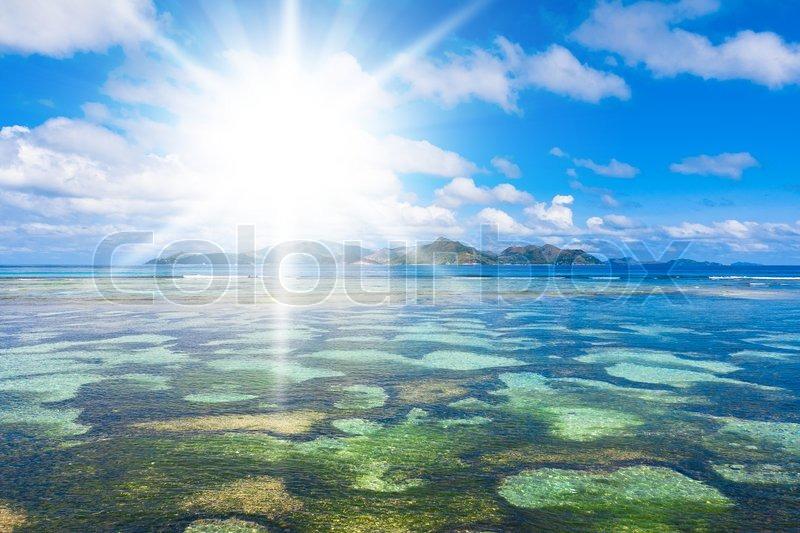 Sunshine Coast Peaceful Wallpaper
