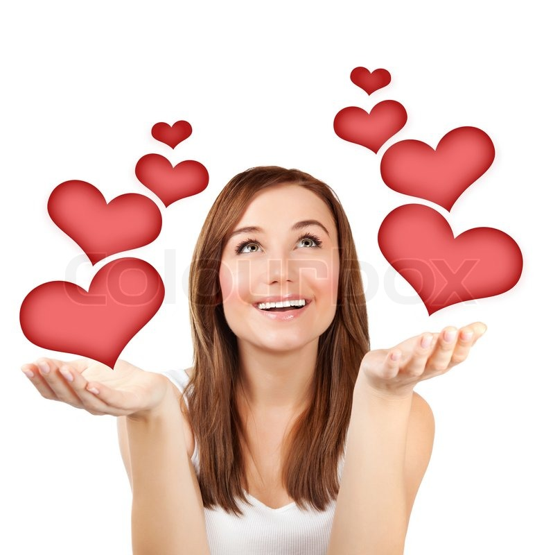 In pictures woman love Love Images