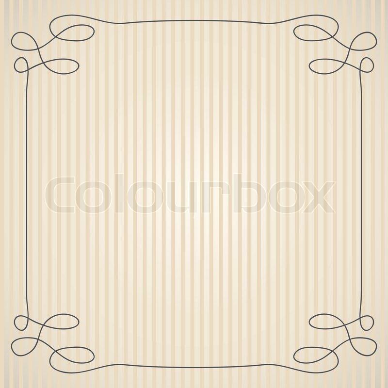 form schlicht abstrakt vektorgrafik colourbox. Black Bedroom Furniture Sets. Home Design Ideas