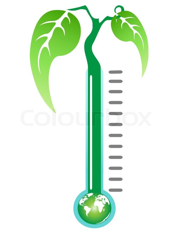 thermometer plant stock vector colourbox fundraising thermometer clip art free Blank Fundraising Thermometer Clip Art