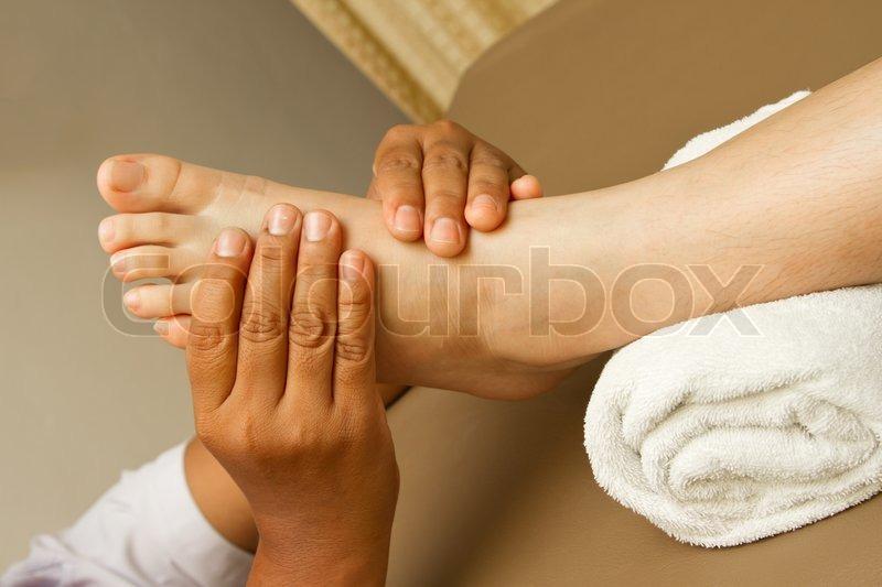 sociale medier massage stor
