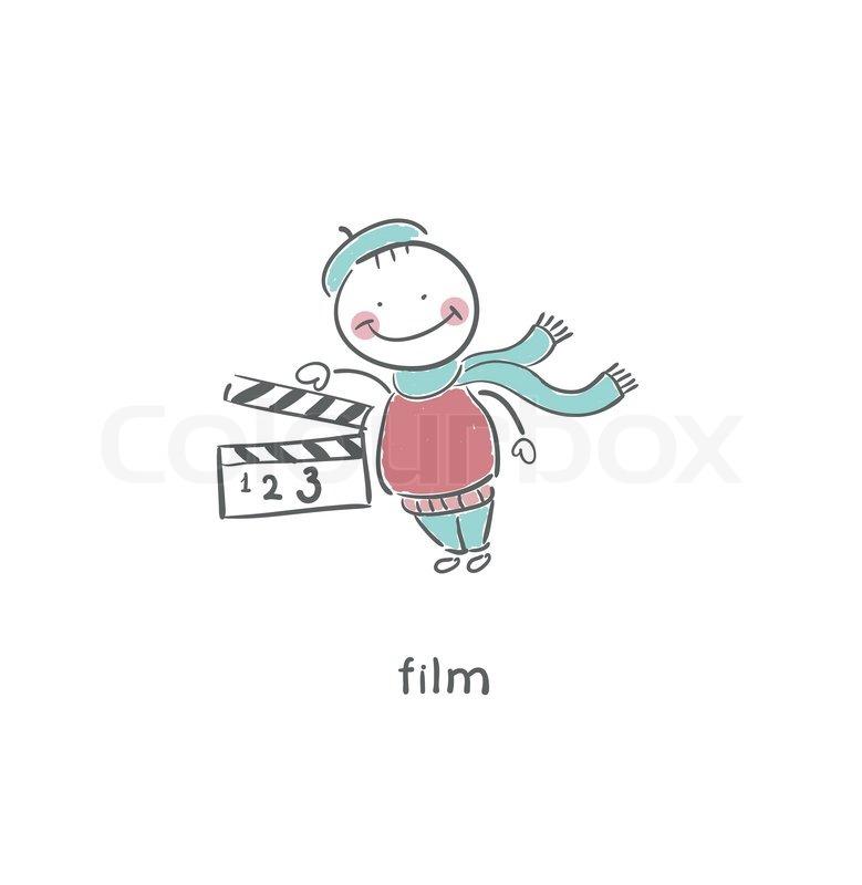 blank film slate - photo #27