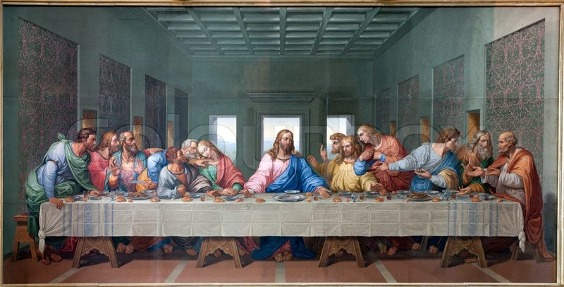 vienna januar 15 mosaik af sidste nadver jesus af giacomo raffaelli fra r 1816 som kopi af. Black Bedroom Furniture Sets. Home Design Ideas