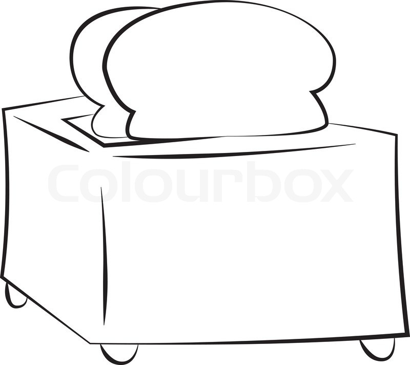 toaster clipart black and white. toaster clipart black and white e