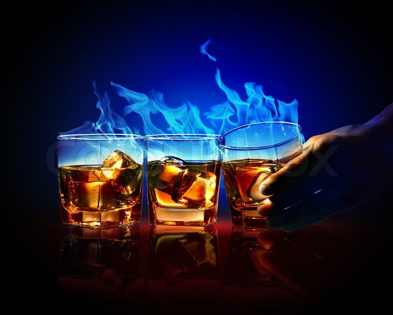 how to drink absinthe with fire